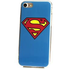Пластиковая накладка SuperMan