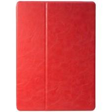 Кожаный кейс iPad Pro 12.9 красный