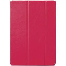 Кожаный кейс iPad Air розовый