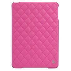 Стеганый кейс iPad Air розовый