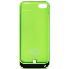 Чехол-аккумулятор iPhone 5c зеленый