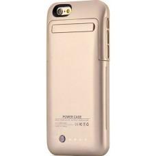 Чехол-аккумулятор iPhone 6/6s золото