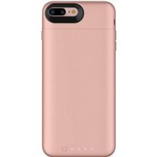 Чехол-аккумулятор iPhone8/7 розовое золото