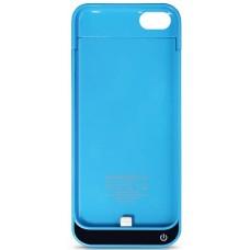 Кейс-аккумулятор iPhone 5c синий