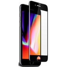 3D стекло  iPhone 8/8Plus/7/7Plus черное