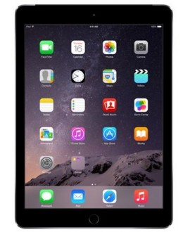 Apple iPad Air 2 Wi-Fi + Cellular 128 Gb Space Gray - фото 1