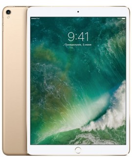 Apple iPad Pro 10.5 Wi‑Fi + Cellular 256 Gb Gold - фото 3