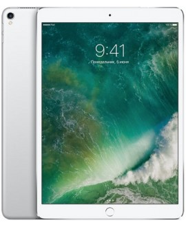 Apple iPad Pro 10.5 Wi‑Fi + Cellular 64 Gb Silver - фото 1