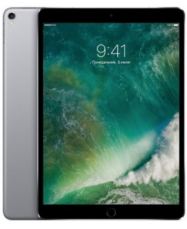 Apple iPad Pro 10.5 Wi‑Fi + Cellular 256 Gb Space Gray - фото 3