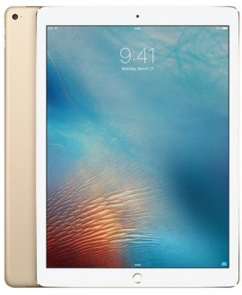 Apple iPad Pro 12.9 Wi‑Fi 64 Gb Gold - фото 3