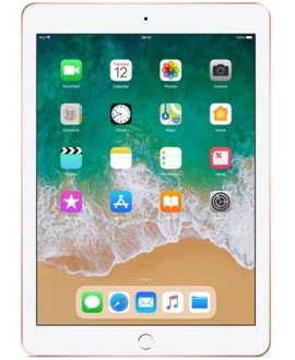 Apple iPad 2018 Wi‑Fi + Cellular Gold 32 Gb - фото 1