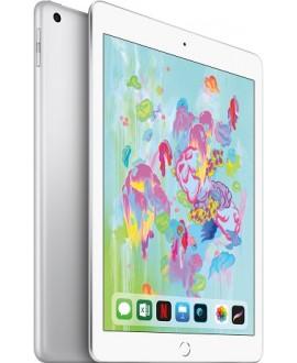 Apple iPad 2018 Wi‑Fi Silver 128 Gb - фото 3