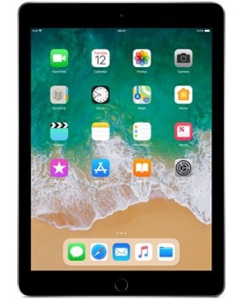 Apple iPad 2018 Wi‑Fi + Cellular Space Gray 128 Gb - фото 1