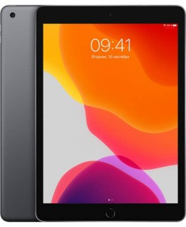 Apple iPad 2019 Wi-Fi Серый космос 32 Gb - фото 1