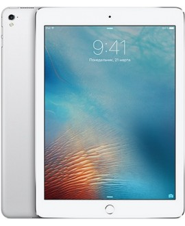 Apple iPad Pro 9.7 Wi‑Fi + Cellular 256 Gb Silver - фото 3
