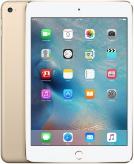 Apple iPad mini 4 Wi-Fi 128 Gb Gold - фото 3