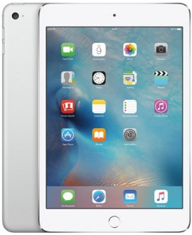 Apple iPad mini 4 Wi-Fi 32 Gb Silver - фото 3