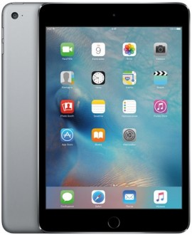 Apple iPad mini 4 Wi-Fi + Cellular 128 Gb Space Gray - фото 3