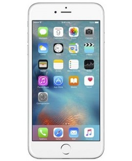 Apple iPhone 6 Plus 128 Gb Silver - фото 1