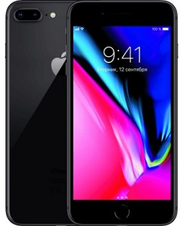Apple iPhone 8 Plus 256 Gb Space Gray - Увеличенное фото 3