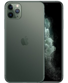 Apple iPhone 11 Pro Max 256 Gb Темно-зеленый - фото 1