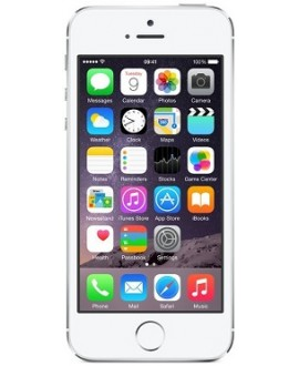 Apple iPhone 5s 32 Gb Silver - фото 1