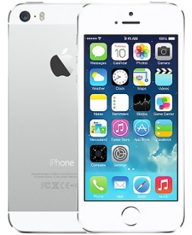 Apple iPhone 5s 32 Gb Silver - фото 3