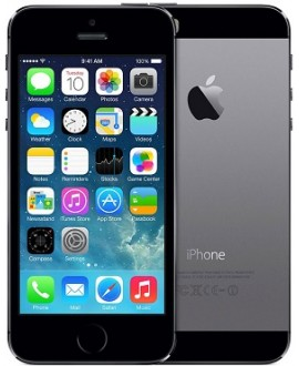 Apple iPhone 5s 64 Gb Space Gray - фото 3