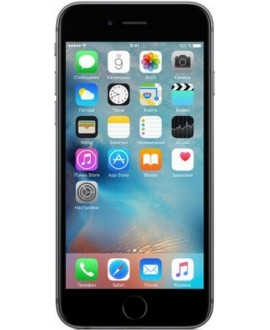 Apple iPhone 6s 128 Gb Space Gray - фото 1