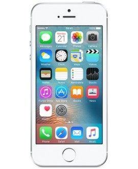 Apple iPhone SE 16 Gb Silver - фото 1