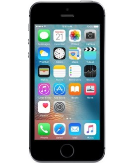 Apple iPhone SE 128 Gb Space Gray - фото 1