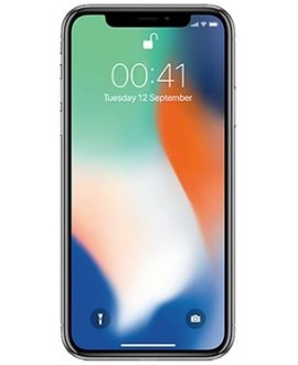 Apple iPhone X 256 Gb Silver - фото 1