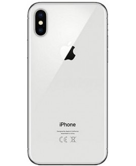 Apple iPhone X 256 Gb Silver - фото 2