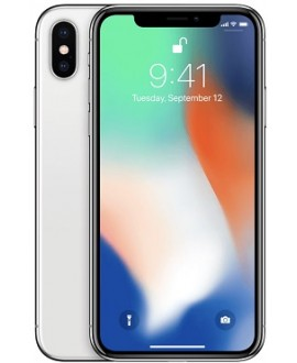 Apple iPhone X 256 Gb Silver - фото 3