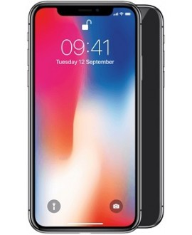 Apple iPhone X 64 Gb Space Gray - фото 3