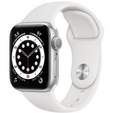 Apple Watch Series 6 44mm Silver White