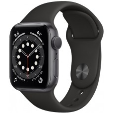 Apple Watch Series 6 44mm Space Gray Black