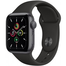 Apple Watch SE 40mm Space Gray Black