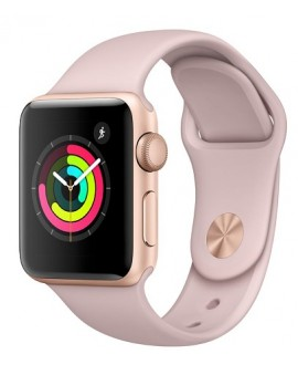 Apple Watch Series 3 42mm Gold/Rose - фото 1