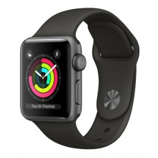 Apple Watch Series 3 38mm Space Gray/Black
