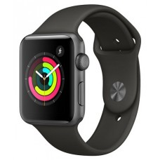 Apple Watch Series 3 38mm Space Gray/Gray