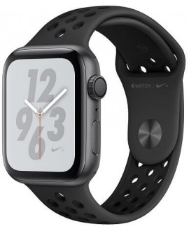 Apple Watch Series 4 Nike+ 40mm Space Gray / Antracite - фото 1
