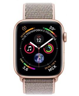 Apple Watch Series 4 44mm Gold / Pink sand loop - фото 2