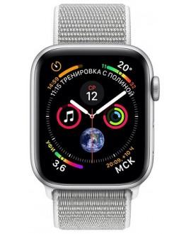 Apple Watch Series 4 40mm Silver / Seashell loop - фото 2